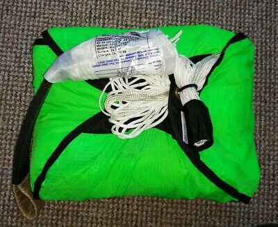 Paragliding Reserve Parachute Mayday 18 max weight 110kg
