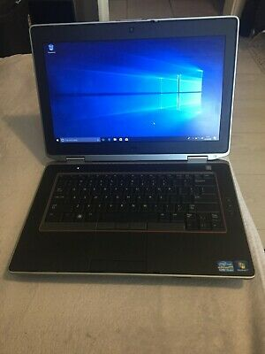 Dell Latitude E6420 Intel i5 2.5GHz-3.2GHz 240GB SSD  4GB RAM