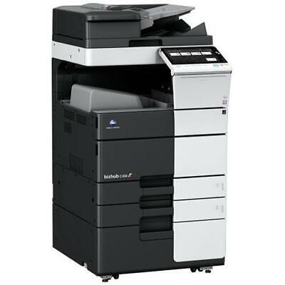 Konica Minolta BizHub C658 Color Printer/Copier/Scanner - 198k