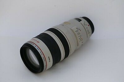Canon EF 100-400mm IS F/4.5-5.6 L IS USM Zoom Lens