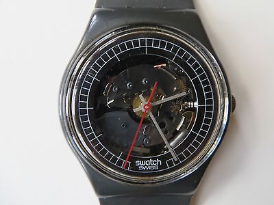 Extremely Rare Swatch GA101 High Tech 2 Watch