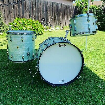 1960's Ludwig Super Classic Drums