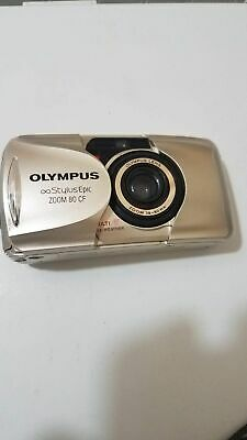 Olympus Stylus Epic Zoom 80 CF 35mm