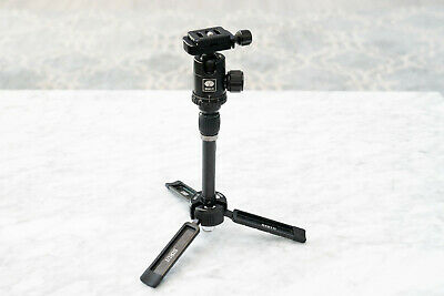 SIRUI 3T-35 K Table Top/Handheld Video Tripod with Ball Head - Black