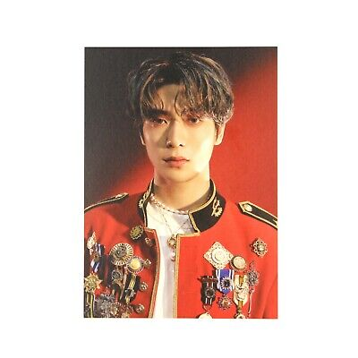 [NCT127]NCT #127/Neo Zone:The Final Round/Punch/Official Postcard - JAEHYUN