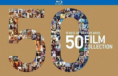 Best of Warner Bros.: 50 Film Collection (Blu-ray Disc, 2013, 52-Disc Set