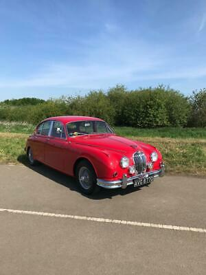Jaguar 2.4 Mark II with Power Steering * Exceptional Low Mileage Mark 2 *
