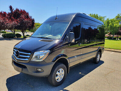 2018 Mercedes-Benz Sprinter 2500 4x4 Passenger Van 2018 MERCEDES-BENZ SPRINTER 2500 4x4 PASSENGER VAN, ONLY 3K MI, UPGRADED AUDIO!