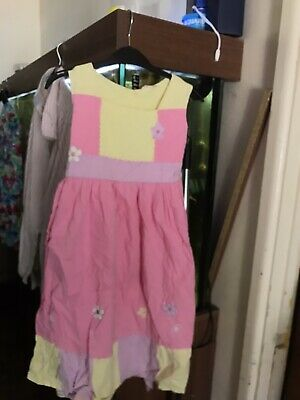 Girls Summer Dress Size age 7/8 Years. *