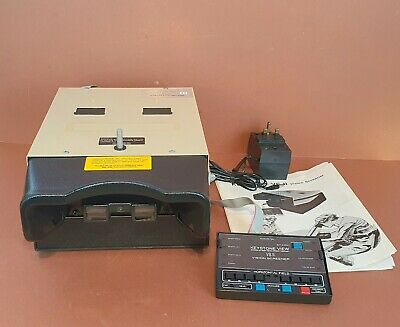 Keystone View Vs Ii Vision Screener Stereographic Optical Eye Tester Unit