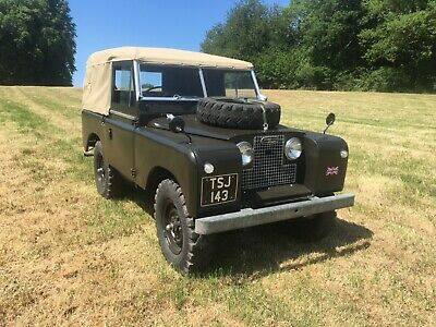 Land Rover Series 2 1961