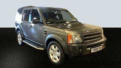 Top Of The Range 2008 Land Rover Discovery 3 2.7 V6 Hse Auto In Grey