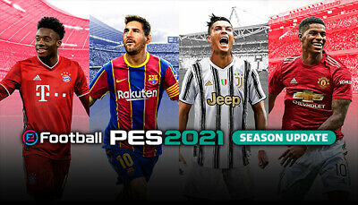 PRO EVOLUTION SOCCER eFootball PES 2020 Steam Key (PC) - Region Free -