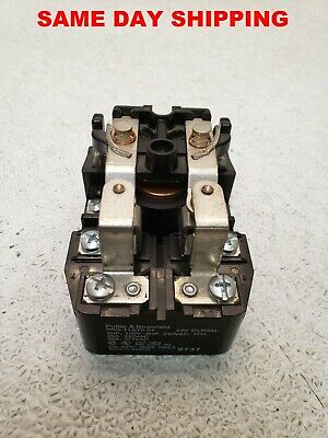 USED Potter /& Brumfield PRD-11DY0-24 General Purpose Relay