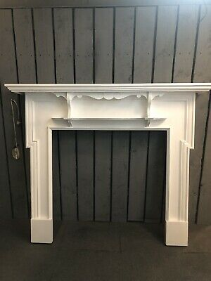 Large Antique arts and crafts  Fire  Surround FREE  DELIVERY or  £25 UK