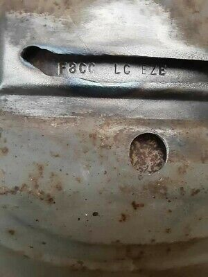 Scrap OEM Catalytic converter scrap high grade Ford