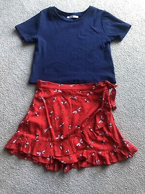 Marks And Spencer Girls Outfit Age 10-11
