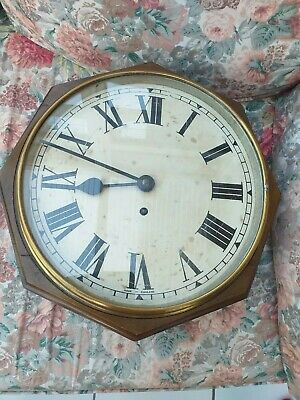 Vintage / Antique Wall Clock  Post Office