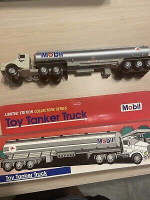 Mobil Toy Tanker Truck Hess Style Truck