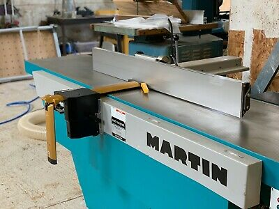Martin T54 Surface Planer Surfacer 3 Phase 2014