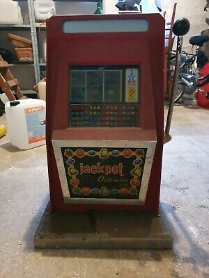 Slot Machine Antica