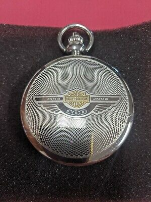 Harley Davidson 100th Anniversary Pocket watch