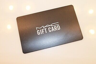 Mac gift card- worth 100