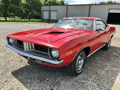 1972 Plymouth Barracuda 318 / V8 1972 Plymouth Barracuda