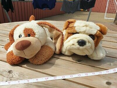 2 Keel Dogs Puppies Soft Toys