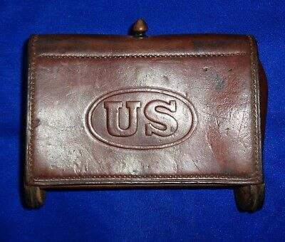 1909 US Military Rock Island Arsenal McKeever Ammo Pouch