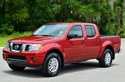 2019 Nissan Frontier CREW CAB SV V6 4WD - 6,900 MILES - 175+ HD PICS! 2019 NISSAN FRONTIER SV CREW CAB 4X4 TITAN TACOMA RANGER COLORADO CANYON RESERVE