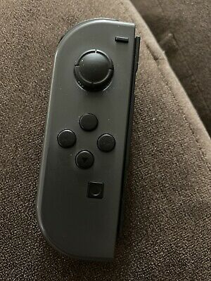 Nintendo Joy-Con (Left) Wireless Controller Switch - Grey READ DESCRIPTION