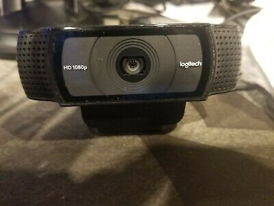 Logitech C920e USB 2.0 certified (USB 3.0 ready) HD Pro Webcam W/ Stand