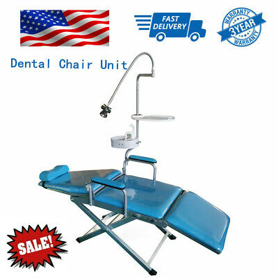 UPS!Dental Portable Chair Unit LED Light Flushing / Water Supply System