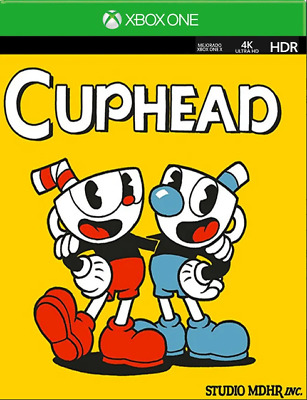 Cuphead Xbox One *READ DESCRIPTION before buying*
