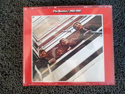 The Beatles - 1962 - 1966 - Red Case Double CD (2CD Box 1993 EMI Remaster)