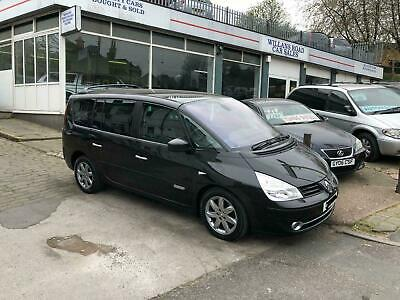 2011 Renault Grand Espace 2.0 dCi 150 Dynamique TomTom MPV DIESEL Manual