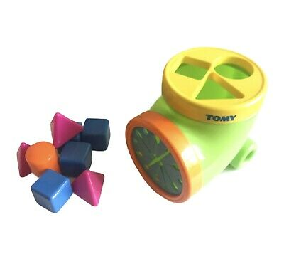 Tomy Happy Shape Sorter Baby Vision Toddler Toy