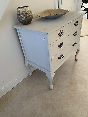 King Louis Chest Of Drawers