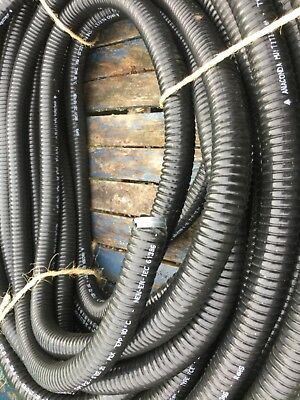 Anaconda multitite type fce plastic coated flexible conduit