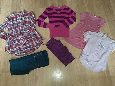 11-12 years girls bundle clothing