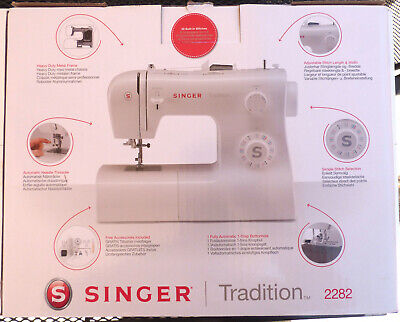 Singer Sewing Machine 2282 Tradition