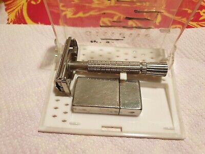 Safety Razor Rasoio Gillette Super Speed Box