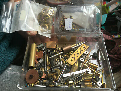Spares for antique clocks plus clock mechanisms