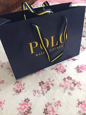 Polo ralph lauren Gift Bag 41x17,5x16 Cm