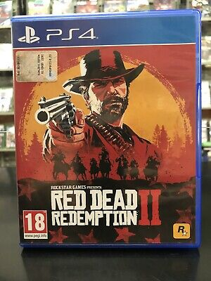 Red Dead Redemption II Ps4-ITA