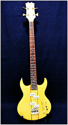 HONDO Professional Bass HP1216 vintage year 1981 Made in JAPAN extremely rare