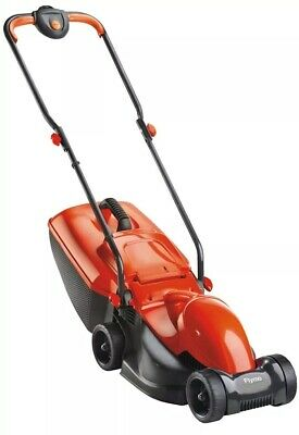 Flymo 1000w Rollermo Lawn Mower With Stripe Roller