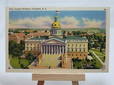 (PC) State Capitol Building, Columbia, S. C.*Combined Shipping Available*