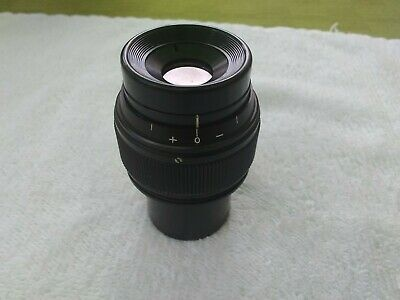 eyepiece unbranded....fixed multi elements